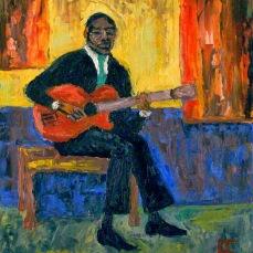forrest_blues_singers_big_bill_broonzy_11x14_oil_on_board_2011_w