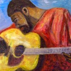 forrest_minstrel_oil_on_canvas_24x36_2010_w